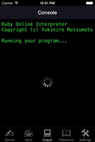 Ruby Programming Language screenshot 2