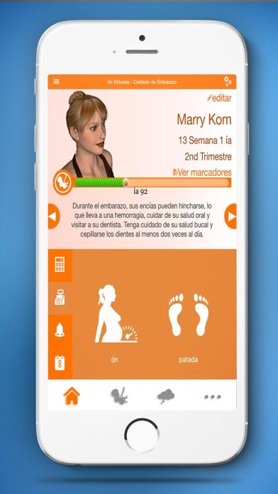 download Virtuoso Niño - El Embarazo Salud Aptitud Cuidado apps 3