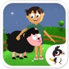 Baa Baa Black Sheep - Classic English Rhyme for kids