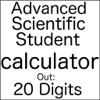 Calculator - Powerful,  cheap,  student,  engineer,  20