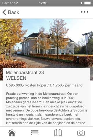 Huibers Makelaars Eindhoven screenshot 2