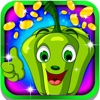 Lucky Veggies Garden Slots: Free daily gold coins and lottery prizes