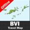 download BRITISH VIRGIN ISLANDS – GPS Travel Map Offline Navigator