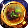 Mystery hidden object - adventure time