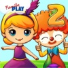 Circus Second Grade Learning Games for Kids School Edition
