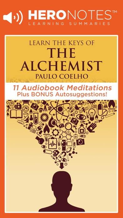 the alchemist meditations by paulo coelho on the app store iphone screenshot 1