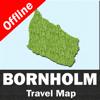 BORNHOLM (DENMARK) – GPS Travel Map Offline Navigator