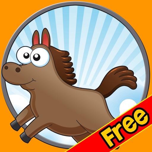 barnkanalen spel hästar