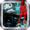 Accelerate Neon Bike 3D : Action Racing Game