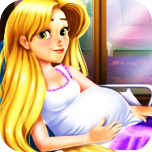 Princess Birth Care - Take Care Of Mommy Baby:Newborn Babe iOS App