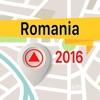 罗马尼亚 離線地圖導航和指南