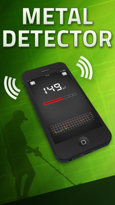 Metal detector emf on the app store for Does ghost hunter m2 app really work