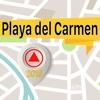 Playa del Carmen Offline Map Navigator und Guide