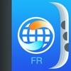 Wörterbuch und Verben Französisch