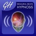 Binaural Beats Hypnosis by Glenn Harrold: Brainwave Entrainment Healing for Sleep & Relaxation icon