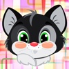 Match Up Kitty Cat Linker - GRATUIT - Raccorder les paires Kitten Puzzle Game