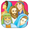 Bible People - 24 Storybooks and Audiobooks about Famous People of the Bible