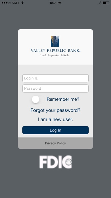 Valley Republic Bank – Mobile Banking on the App Store