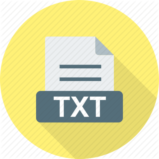 Notepad for TXT