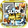 Slide Me Puzzle : Legends of Chima Quiz Picture Games