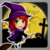Evil Witch Games For Kids - Magic Puzzles,  Memory Match & More