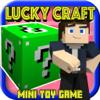 Harris Caluza - LUCKY CRAFT SURVIVAL BLOCK HUNTER MINI GAME ( Build Battle Edition ) with Multiplayer  artwork
