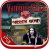 Vampire Saga Hidden Objects Game