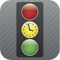 Stoplight Clock icon