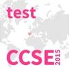 test CCSE