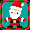 Santa Claus VS Snowman - Christmas jump game