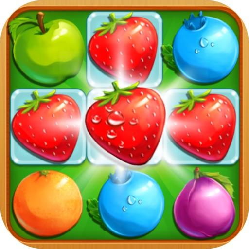 Clear Fruit Smash Star iOS App