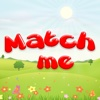 MatchMe: Match Animals,  Shapes & Alphabets