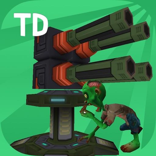 Zombies Mayhem - Zombie Shooting And Tower Defence 3D iOS App