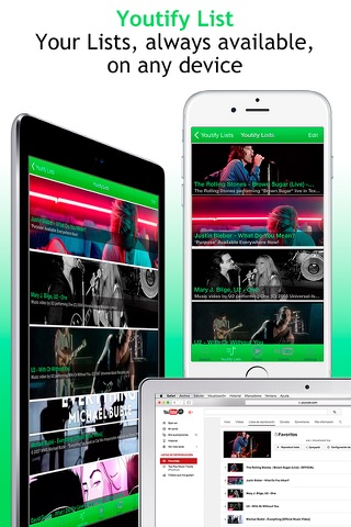 Youtify Pro for Spotify Premium screenshot 2