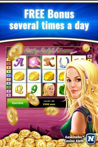 Gaminator - Casino Slots screenshot 3