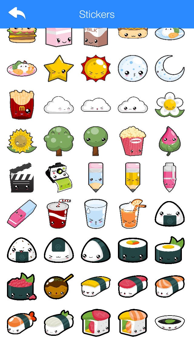 stickers for whatsapp  messages  facebook  u0026 twitter free