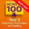 Achieve 100 – Year 6 Grammar,  Punctuation and Spelling (multi-user)