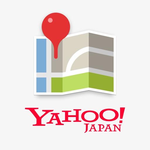 Yahoo!地図 - 混雑レーダーや雨雲レーダー搭載の無料地図アプリ
