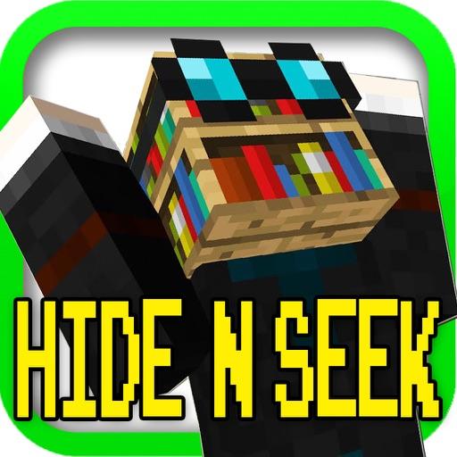 GREAT HIDE N SEEK (ESCAPISTS) - Hunter Survival Block Mini Game with Multiplayer