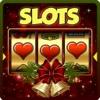 Christmas Advent Party Slot Machine Casino - Let it Rain Gold Coins!