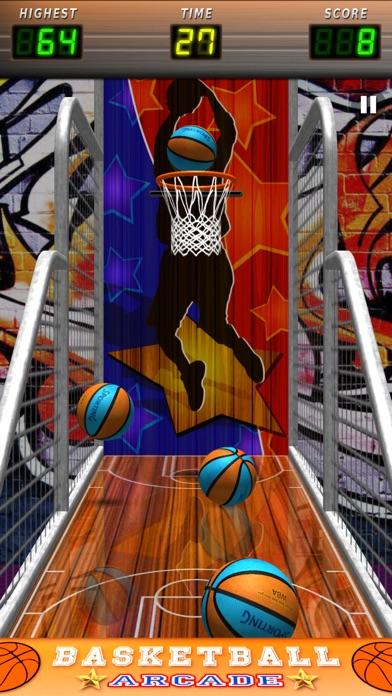 Basketball Arcade Stars Screenshot