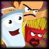Time Machine - Aqua Teen Hunger Force Version