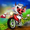 Farm Animal Champion Motocross Rally : The Gold Cup Winner - Gold proshow gold 4 0