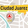 Ciudad Juarez Offline Map Navigator and Guide
