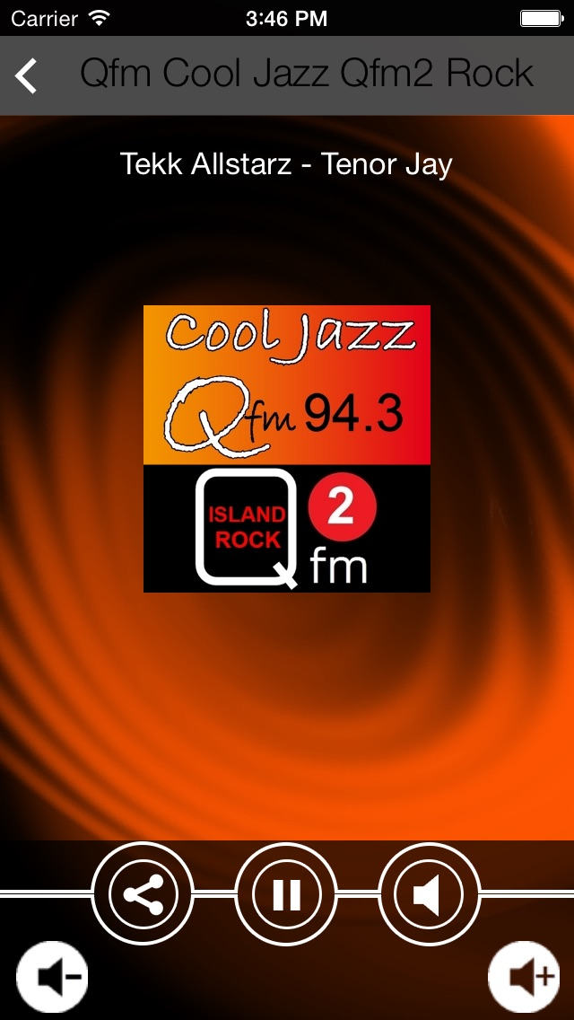 Qfm Cool Jazz / Qfm2 Rock