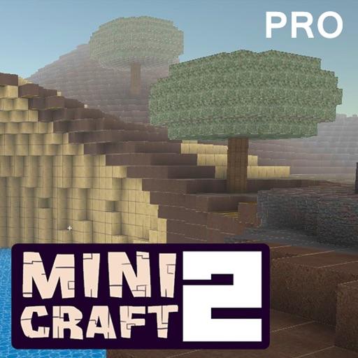 Mini Craft 2 Pro iOS App