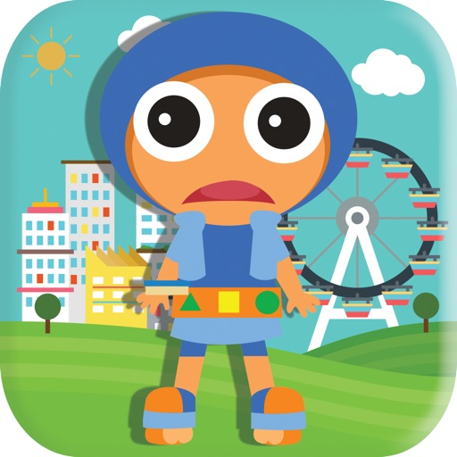Get the Point Get Fun for Team Umizoomi Edition iOS App