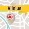 Vilnius Offline Map Navigator and Guide