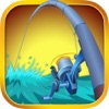 Coil Fishing Line game free for iPhone/iPad
