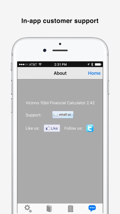 Bii Financial Calculator By Vicinno On The App Store